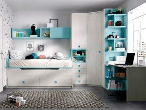 Dormitorios infantiles y juveniles en Mérida
