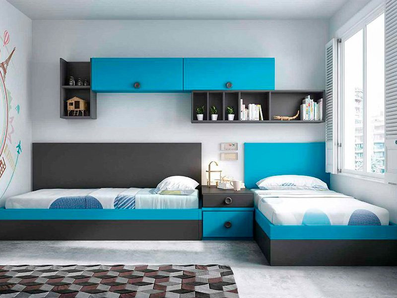 Comprar dormitorio infantil Mérida | Abacom Muebles y Cocinas Mérida