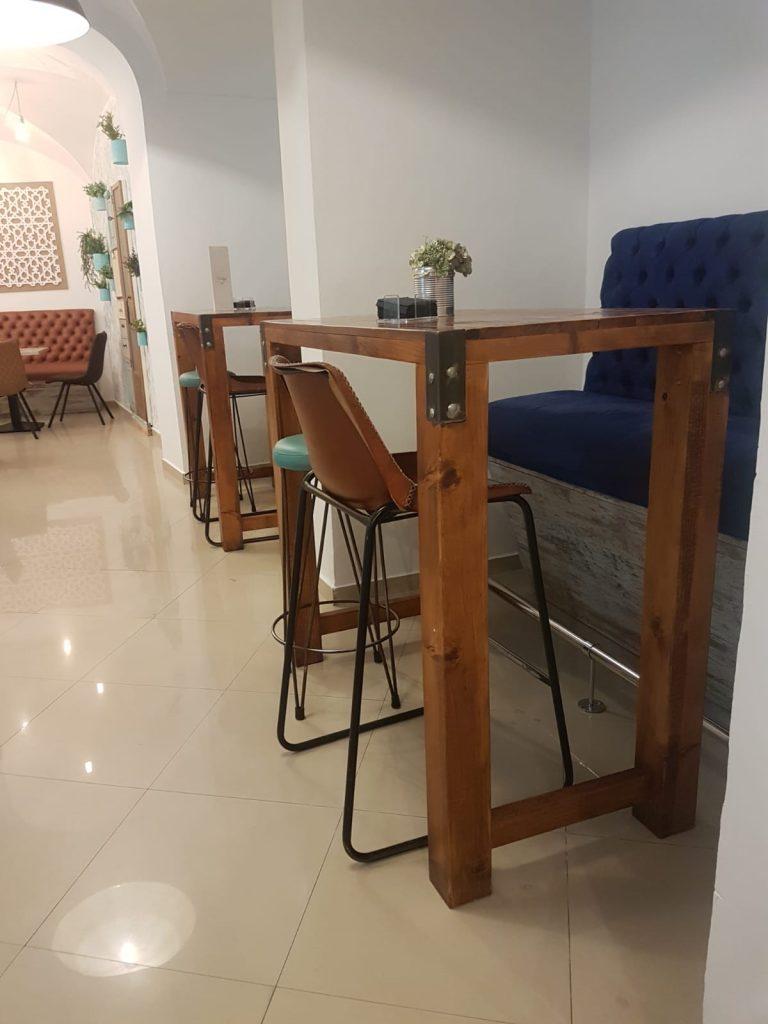 DECORACIÓN Y MOBILIARIO PARA RESTAURANTES