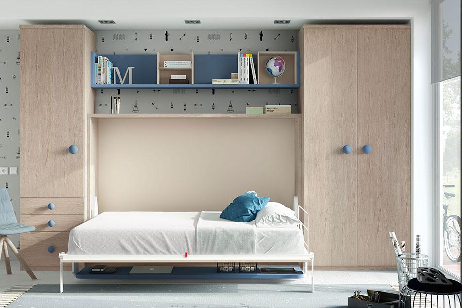 Alt + dormitorios juveniles en Mérida. Muebles juveniles en Mérida.
